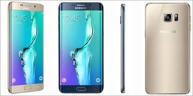 Das ist Samsungs Galaxy S6 Edge+