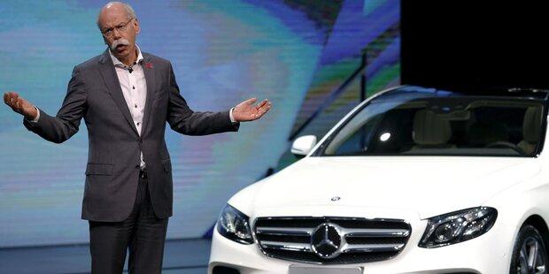 LinkedIn schlägt Mercedes-Chef Job bei BMW vor