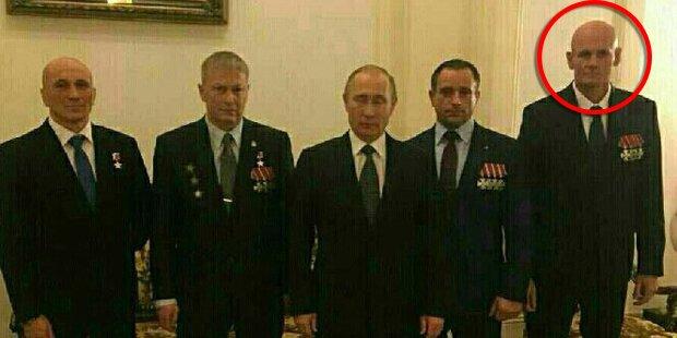Ist das Putins Killerkommando?