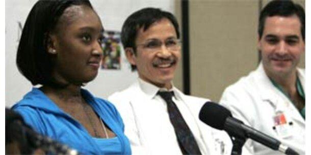 Mädchen lebte vier Monate ohne Herz