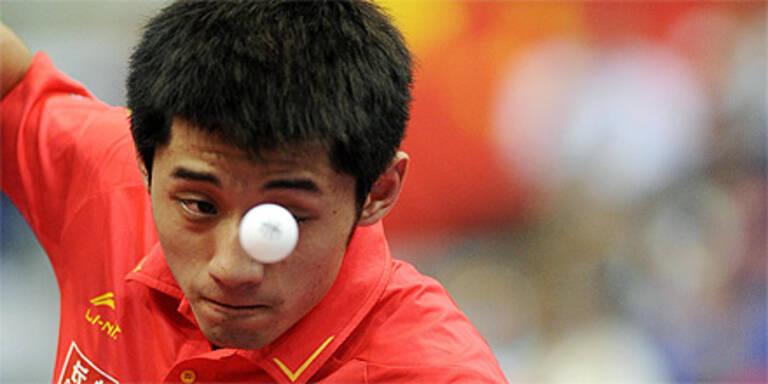 Tischtennis: Zhang Jike neuer Weltmeister