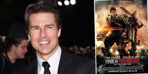 Tom Cruise im Superfan-Einsatz