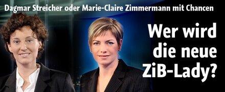 Zwei News-Ladys im Duell um Spera-Erbe
