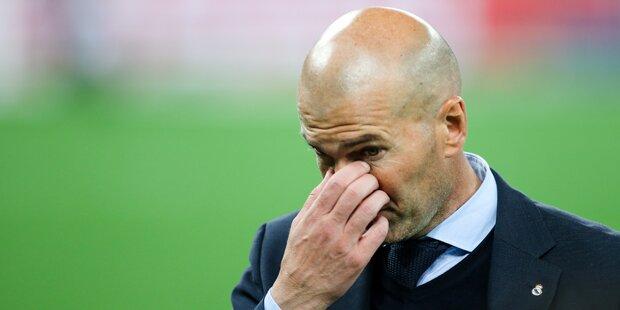 Real-Keeper wollte Zidane verprügeln