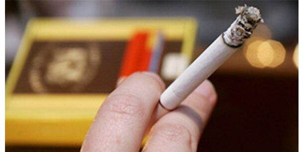 Austria Tabak erhöht Zigarettenpreise um 20 Cent
