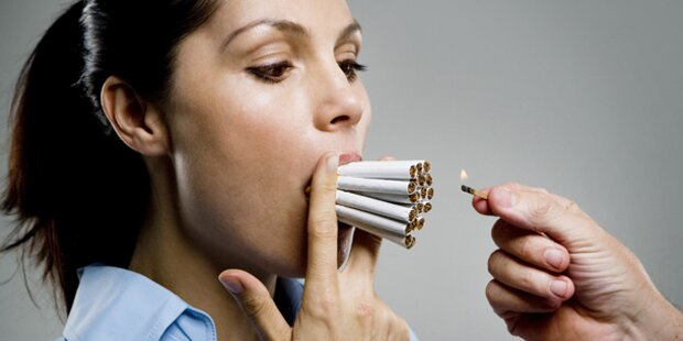 WHO fordert Verbot von Tabakwerbung