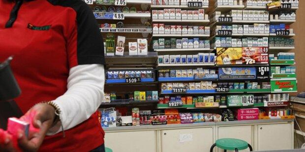 New York will Zigaretten verbannen