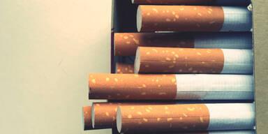 Schon eine Zigarette schadet dem Körper