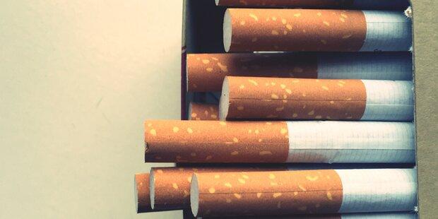 2-Jähriger raucht 40 Zigaretten am Tag