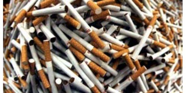 Zigaretten werden mit Jahresanfang teurer