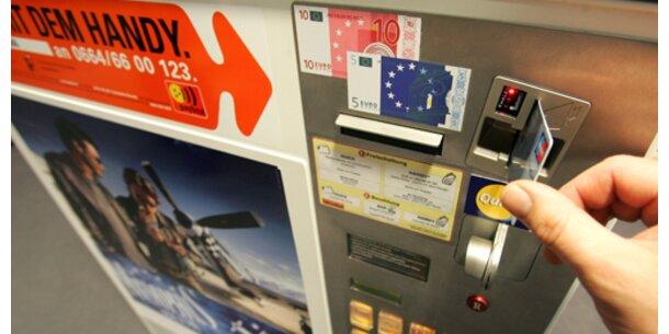 Massiver Umsatzrückgang bei Zigaretten-Automaten