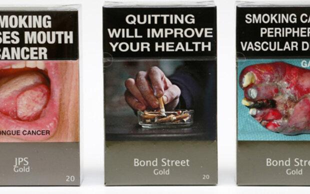 Schockfotos auf Zigaretten wirken nicht