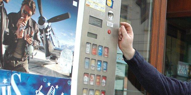 Kommt jetzt Aus für Tschick-Automaten?