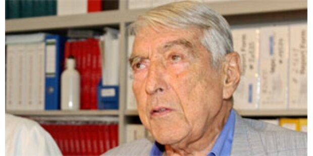 Wiens Altbürgermeister Zilk aus Spital entlassen