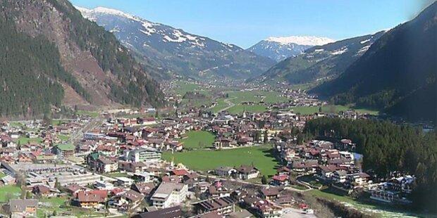 So sonnig ist Österreich