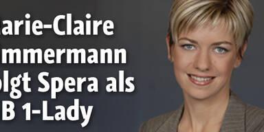 Zimmermann wird Spera-Nachfolgerin