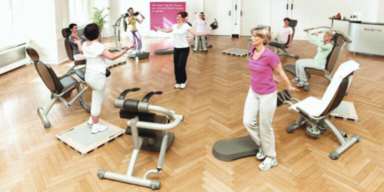 Mrs.Sporty - Effektiv trainieren