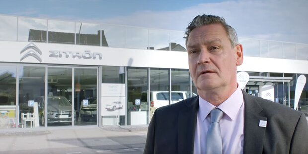 Citroën benennt sich in