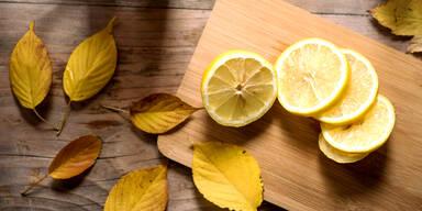 Hilft Zitrone bei Erkältung & Co wirklich?