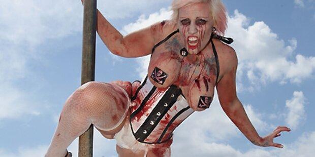 Blutige Zombie-Frauen stürmen Cannes