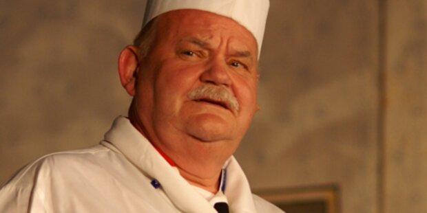 ORF-Koch Zodl stirbt auf offener Bühne