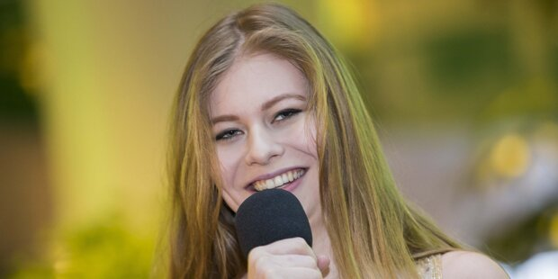 ESC-Star Zoe stürmt die Charts