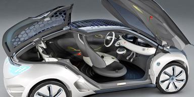 Renault zeigt auf der IAA vier E-Fahrzeuge