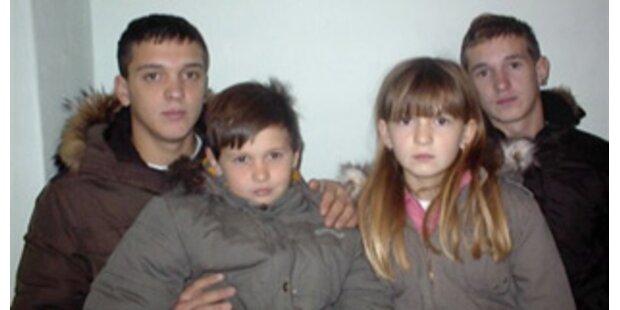 Zwei Zogaj-Brüder kehren in Kosovo zurück