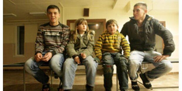 Arigonas Geschwister sitzen noch mind. 2 Wochen fest