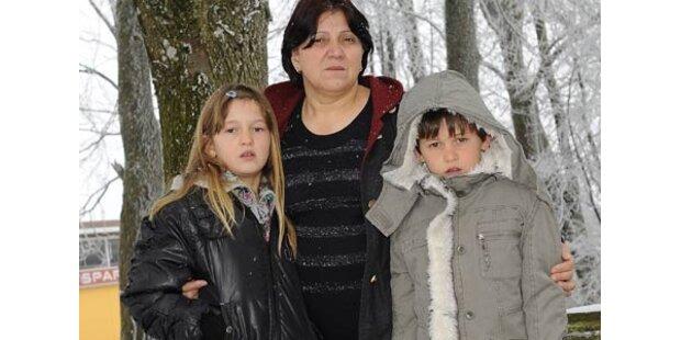 Die Regierung zeigt im Fall Zogaj Härte