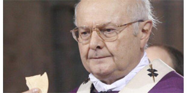 Oberster Bischof Deutschlands gegen den Zölibat