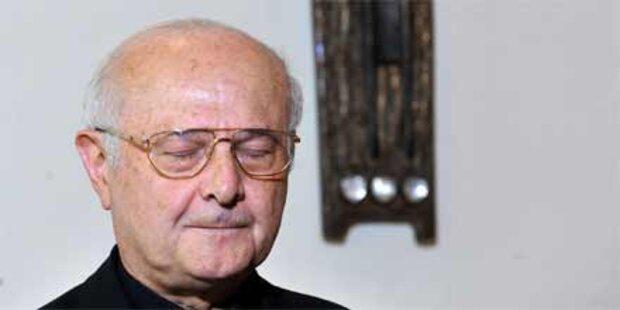 Justiz ermittelt gegen obersten Erzbischof
