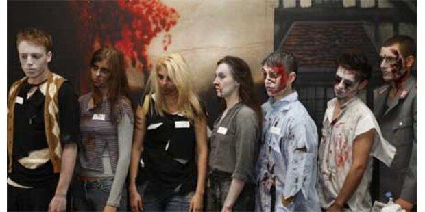 Londoner Geisterbahn sucht Profi-Zombies