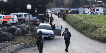 Schuss-Alarm in Tirol: Cobra-Einsatz