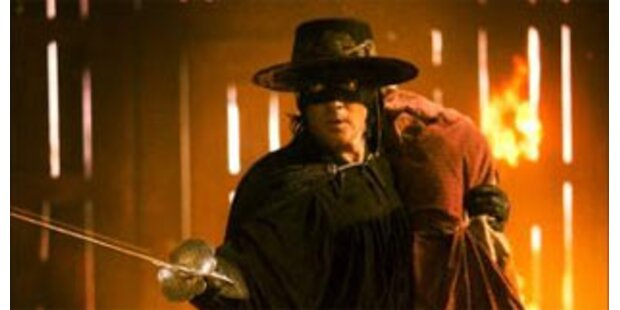 Zorro bekommt Statue in Mexiko