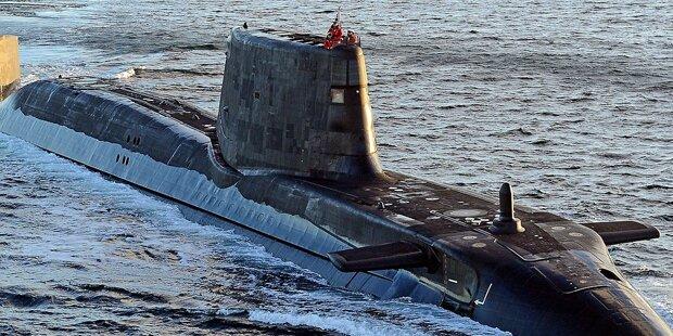 Unbehagen in Madrid nach Atom-U-Boot-Unfall