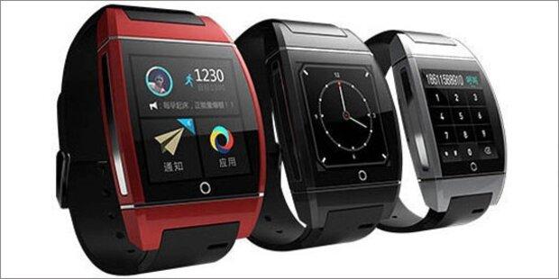 ZTE bringt auch eine Smartwatch