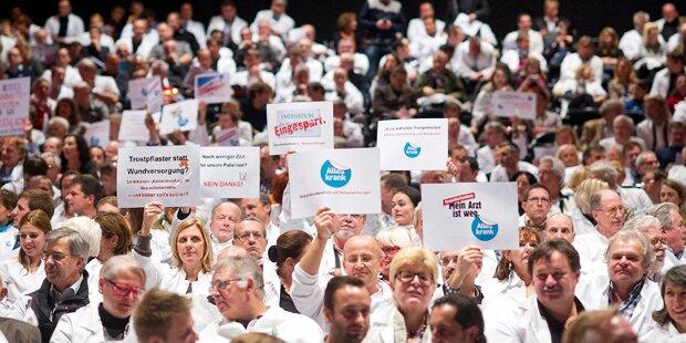 Alarm: Uns fehlen bald 10.000 Ärzte