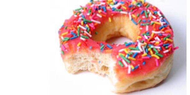 Süßigkeiten können süchtig machen