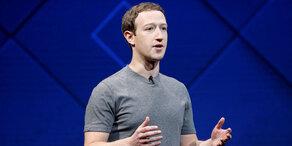Facebook-Skandal: Zuckerberg muss aussagen