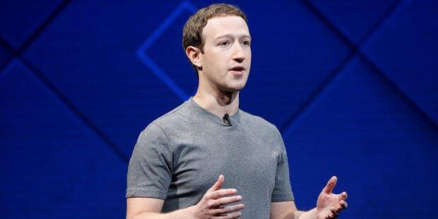 Das Geständnis des Facebook-Chefs