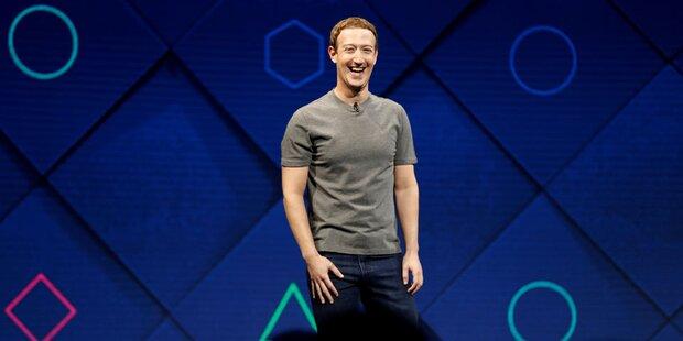 Bei Facebook sprudeln die Einnahmen