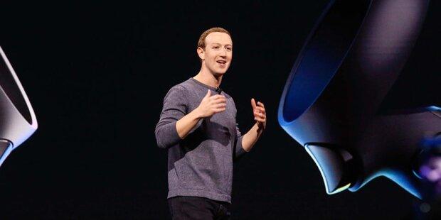 Mega-Aufstand gegen das Facebook-Geld
