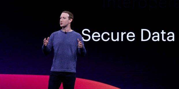 Facebook akzeptiert Milliarden-Strafe