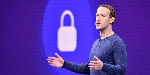 Mark Zuckerberg kommt ins EU-Parlament