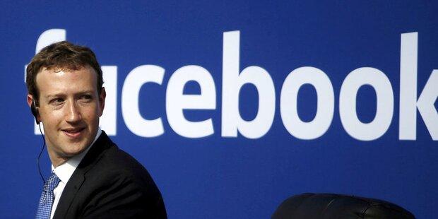 Facebook-Chef brüskiert Hurrikan-Opfer
