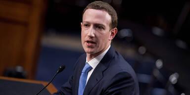 Zuckerberg bei der EU wird live übertragen