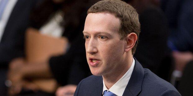 Mega-Klage gegen Facebook