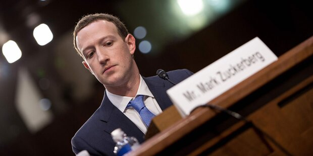 Zuckerberg tritt wohl vor EU-Parlament