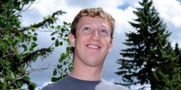 Facebook-Chef ist